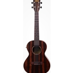 Kala Striped Ebony Tenor Ukulele with EQ