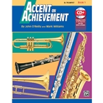 Accent On Achievement Book 1 Trumpet