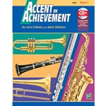 Accent On Achievement Book 1 Tuba