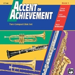 Accent On Achievement Book 1 Accompaniment CD Set