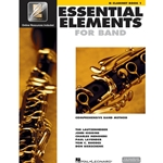 Essential Elements for Band Book 1 Clarinet