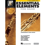 Essential Elements for Band Book 1 Eb Alto Clarinet