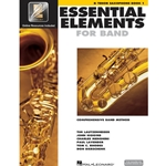 Essential Elements for Band Book 1 Tenor Saxophone