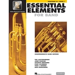 Essential Elements for Band Book 1 Baritone Bass Clef