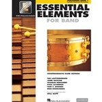 Essential Elements for Band Book 1 Percussion