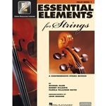 Essential Elements for Strings Book 1 Cello