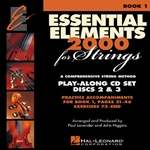 Essential Elements for Strings Book 1 CD Accompaniment