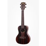 Kala Concert Ukulele Striped Ebony