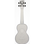 Waterman Soprano Ukulele Transparent Ice