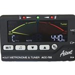 Accent Chromatic Tuner and Metronome