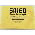 Saied Polishing Cloth for Lacquered or Wood Instruments
