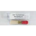 Singin Dog Bassoon Reed Medium Soft