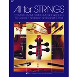 All For Strings for Violin Book 2