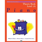 Alfreds Basic Piano Library Level 1A Theory Book