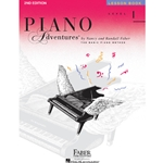 Piano Adventures Level 1 Lesson Book