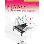 Piano Adventures Level 1 Performance Book 2nd Edition