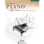 Accelerated Piano Adventures Level 1 Lesson Book