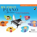My First Piano Adventure Book Level B Lesson with CD