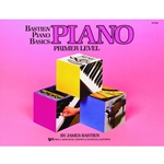 Bastien Piano Basics Primer Level Lesson Book