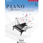 Piano Adventures Level 2A Lesson Book 2nd Edition