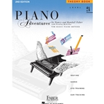 Piano Adventures Level 2A Theory Book 2nd Edition