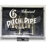 Glaesel Pitch Pipe for Viola / Cello