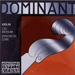 Dominant Violin String Set 4/4 Medium Tension