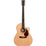 Larrivee LV-09E Artist Series Acoustic Electric Venetian Body with Cutaway