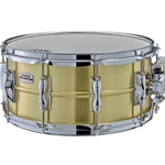 "Yamaha Recording Custom Brass Snare Drum 14"" x 6.5"""