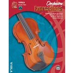 Orchestra Expressions Viola Book 2