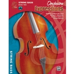 Orchestra Expressions Bass Book 2