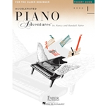 Accelerated Piano Adventures for Older Beginners Level 1 Theory Book