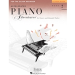 Accelerated Piano Adventures for the Older Beginner Level 2 Lesson Book