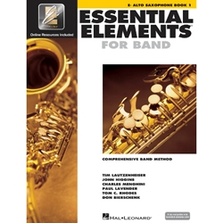 Essential Elements for Band Book1 Alto Saxophone