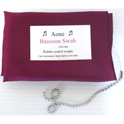 Aone Silk Bassoon Swab