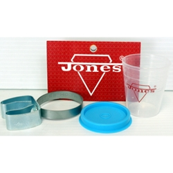 Jones Reed Soaker Cup with Stand Clip