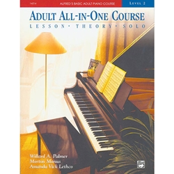 Alfreds Basic All In One Course Book 2