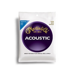 C. F. Martin Acoustic Bronze Medium 80/20
