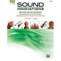 Sound Innovations Sound Development Intermediate Violin
