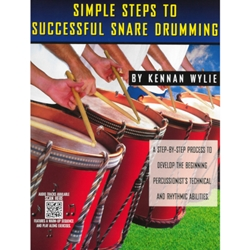 Simple Steps ot Successful Snare Drumming