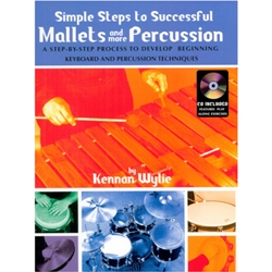 Simple Steps to Successful Mallets and More Percussion